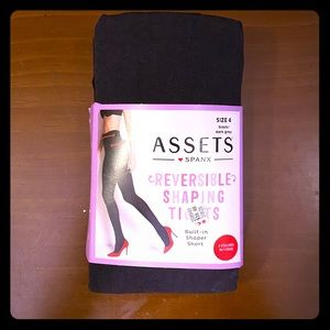 Assets by Spanx Reversible Shaping Tights